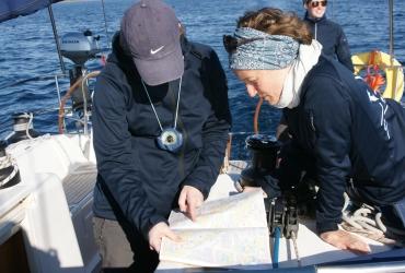 SeeFrauen Segeln Küstenpatent für Frauen