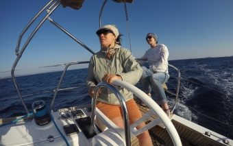 Segeln,Frauen, SeeFrauen